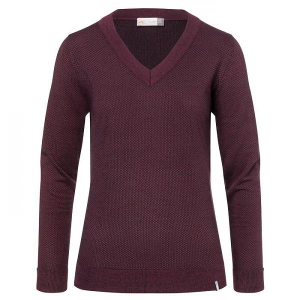 Women Kaya V-Neck Pullover