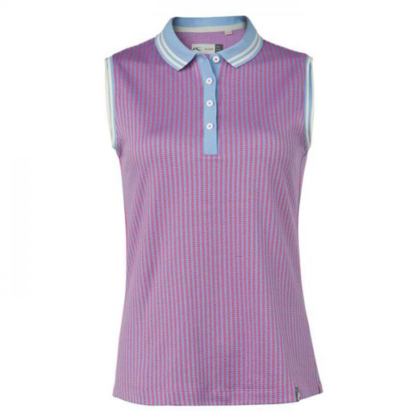 Women Ella Structure Polo S/L