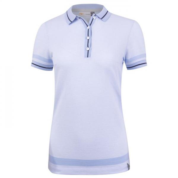 Women Emmy Structure Polo S/S