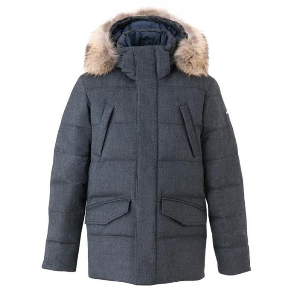 【ロロピアーナ生地】Men Staz Parka LP with Fur