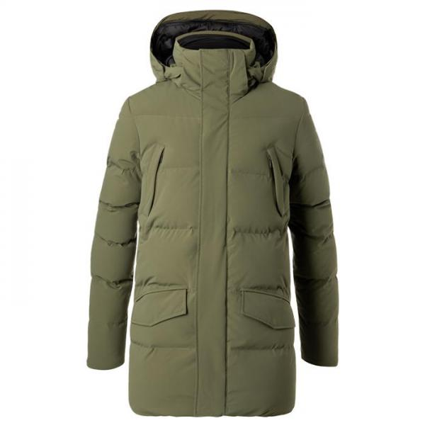 Men Staz Parka with Fur