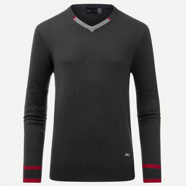 Men Kay V-Neck Pullover