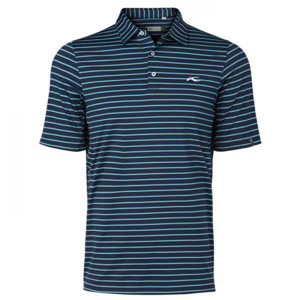 Men Soren Multicolor Stripe Polo S/S