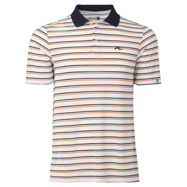 Men JP Luis Multi Stripe Polo