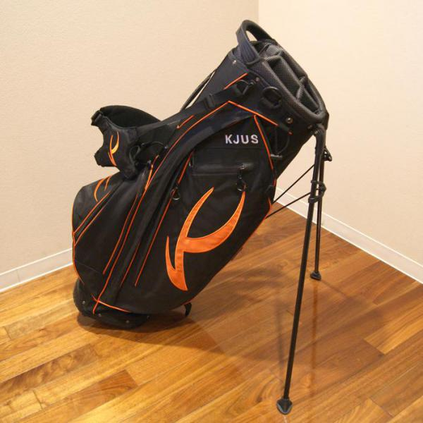Big Logo Golf Stand Bag