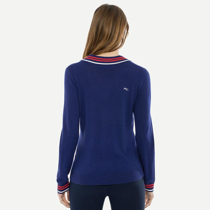 Women Karen V-Neck Pullover