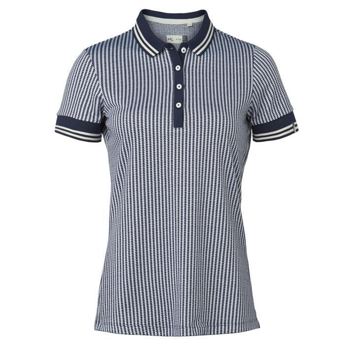 Women Ella Structure Polo S/S