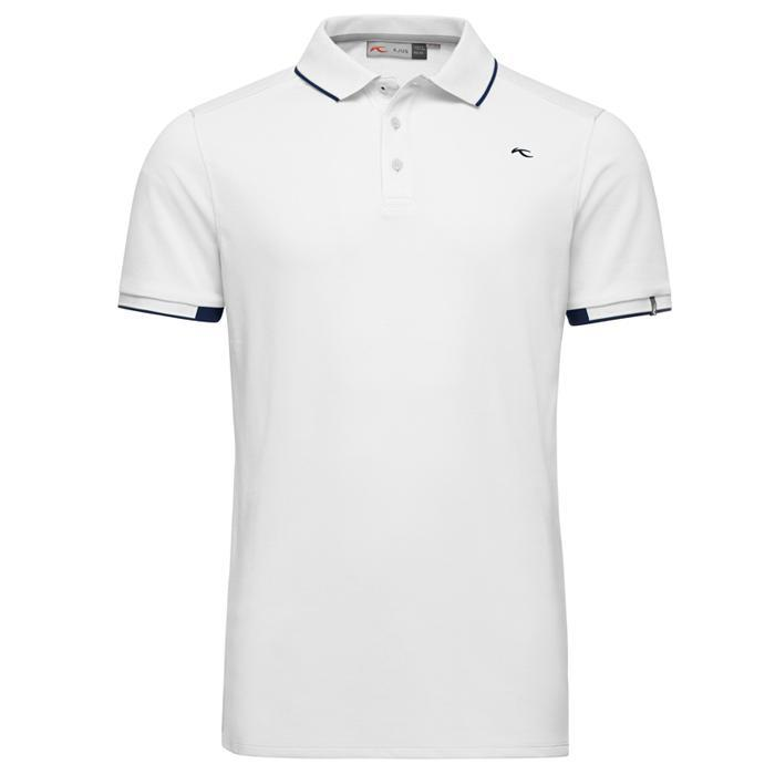 Men Stan Polo S/S (front logo)