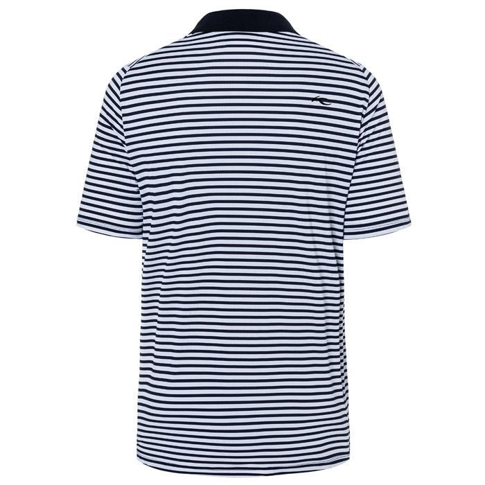 Men Luis Stripe Polo S/S
